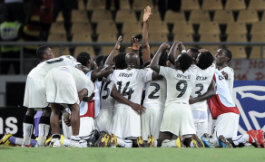 Ghana's Black Stars Promise  Afcon Trophy For 'New President'