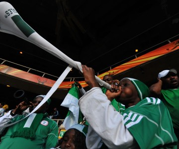Super Eagles Try to Soar in South Africa