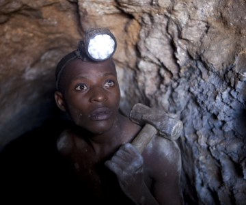 Mining in the Democratic Republic of Congo