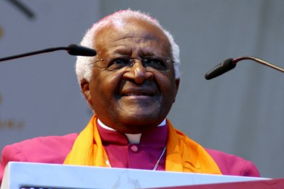 Archbishop Desmond Tutu is and has throughout his life been one of Africa's great voices for justice, freedom, democracy and responsible, responsive government.