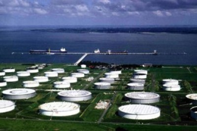 Oil Tanks in Nigeria