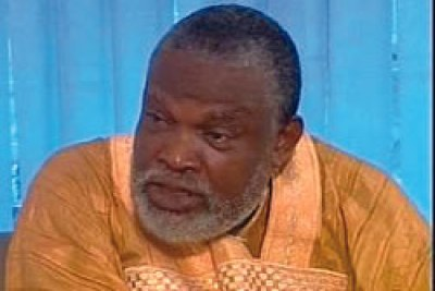 Veteran actor Enebeli Elebuwa.