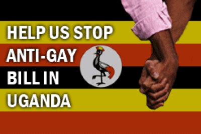 Uganda under pressure over the anti-gay bill.