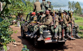 Congolese Troops Shoot Dozens of Burundian Refugees