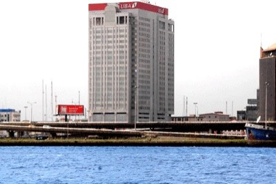 UBA Group Corporate Head Quarters in Lagos, Nigeria