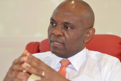 Tony Elumelu, Chairman of the Board of United Bank of Africa, Plc.