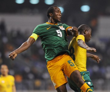 South Africa Plays Zambia in Cosafa Semi-Final