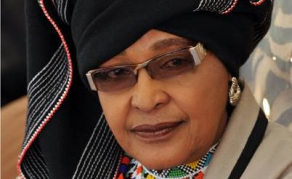 South Africa's Madikizela-Mandela Denies Approving Madiba Book