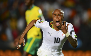 Black Stars Sink Mauritius to Qualify for AFCON
