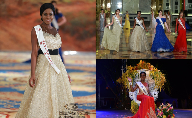Seychelles Sparkles At Miss World AllAfricacom - Where is seychelles in the world