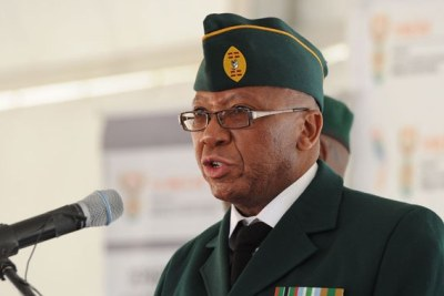 Umkhonto weSizwe Military Veterans Association chairperson Kebby Maphatsoe Kebby Maphatsoe (file photo).