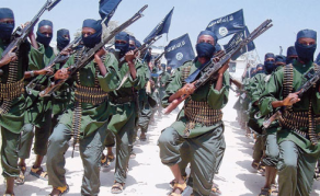 Somali Militants Surrender, Some on the Run