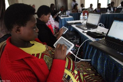 Rwanda tops the list of the African countries with the most affordable Internet.