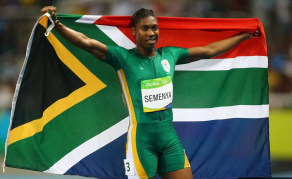 Caster Semenya Takes 800m Gold in London