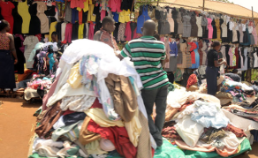 Kenya Caves on Used-Clothes Ban to Save U.S. Trade Deal #Agoa