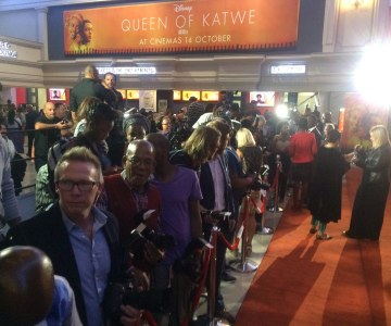 Ugandan Film Queen of Katwe Premieres in South Africa