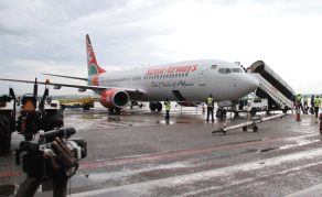 Kenya Airways Engineers Embark on a Go-Slow