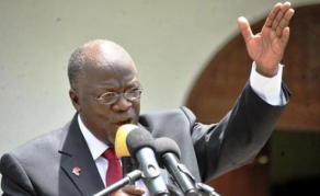 Magufuli Warns Against Anti-Govt Protests on Tanzania's Union Day