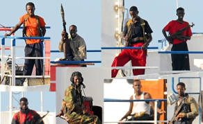 Somali Pirates Seize Fishing Trawler