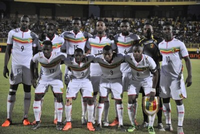 Equipe nationale du Mali de Football