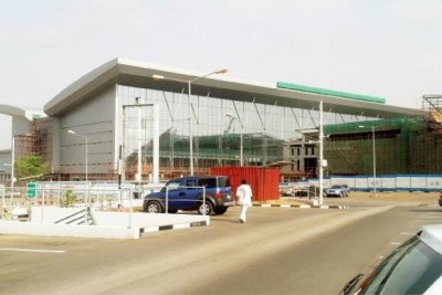 Nnamdi Azikiwe International Airport (NAIA) Abuja.