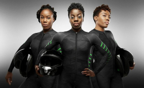 Nigeria's Bobsled Team Makes History