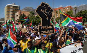 South African Leaders Launch Freedom Movement Lobby Group