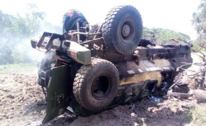 Somali Militants Down, But Not Out