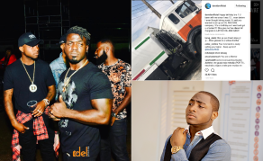 See What Nigerian Singer Davido Gave His Friend as Birthday Gift