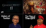 South African Politics A 'Game of Cronies' - VIDEO