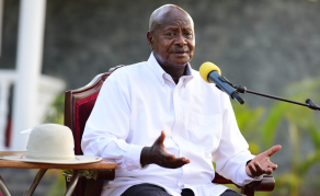 Ugandan President Museveni Goes on Radio to Explain Land Bill