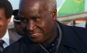 Zambia's Former President Kenneth Kaunda in Hospital