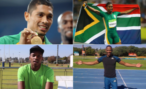 Well Done! Praise for South African Athletes at World Champs