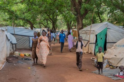 The Cathedral camp in Wau hosts over 10,000 IDPs