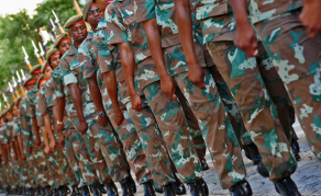 South African Army to End 'Genocide' by Gangsters?
