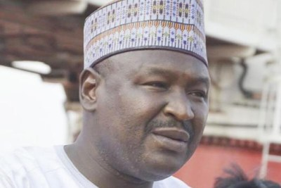 Senator Isah Misau (file photo).