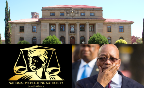 South African Supreme Court Hands Down Zuma 'Spy Tapes' Ruling