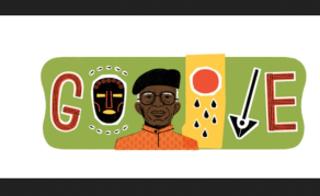 Google Honours Nigerian Literary Icon Chinua Achebe