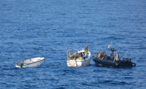 Italian Marines Arrest Suspected Pirates After Somali Attacks