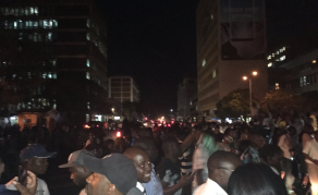 Celebrations on Harare's Streets After Mugabe Resigns