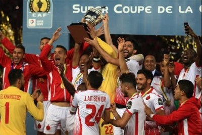 Wydad Athletic Club remporte la Total super Coupe 2018