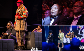 Here's Everything That Went Down At South Africa's Music Awards