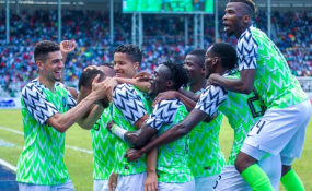 Image result for Psychic Pig Picks Nigeria And Argentina For Semi-final