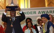 Two Legs for Economic & Gender Emancipation - President #Namibia