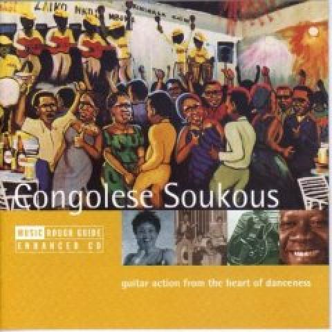 Rough Guide to Congolese Soukous (2001)