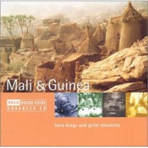 Rough Guide to Music of Mali and Guinea (2000)
