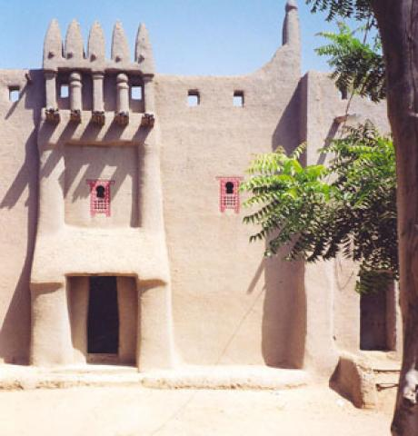 Heavenly Mud: Architecture and Magic in Mali (2003)