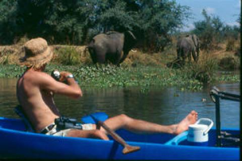Lower Zambezi National Park