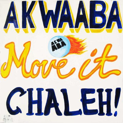 Move it Chaleh!