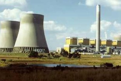 Kendal power station, Eskom South Africa
